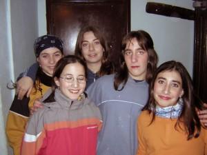 2003-04 Campamento de Navidad