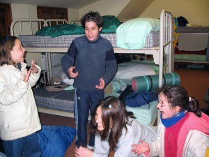 2003-04 Campamento de semana santa