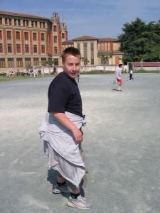 2003-04 Ultimo dia de actividades