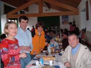 2004-05 Campamento de semana santa
