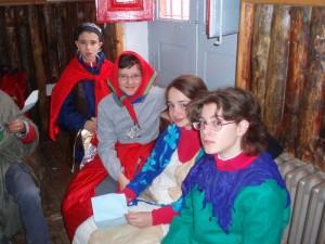 2007-08 Campamento de semana santa