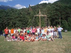 2007-08 Campamento de verano
