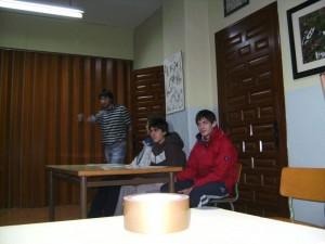 2008-09 Campamento de Navidad
