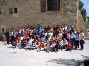 2008-09 Campamento de semana santa