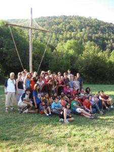 2008-09 Campamento de verano
