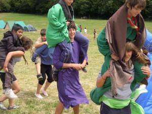 2010-11 Campamento de verano