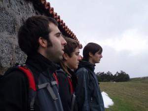 2010-11 Excursión de Rutas