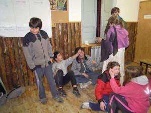 2011-12 Campamento de semana santa