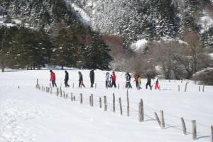 2012-13 Excursión a la nieve