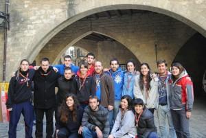 2012-13 Campamento de Navidad