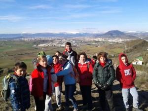 2012-13 Entrenamiento para la javierada de Lobatos