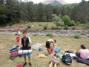2014-15 Campamento de verano