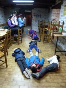 2015-16 Fin de semana de Castores