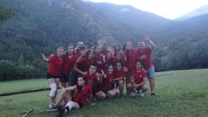 2016-17 Campamento de verano