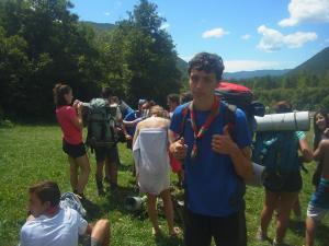 2017-18 Campamento de Verano 2018
