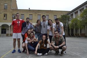 2017-18 Día del grupo 2018