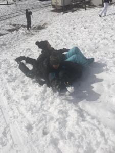 2018-19 excursión a la nieve